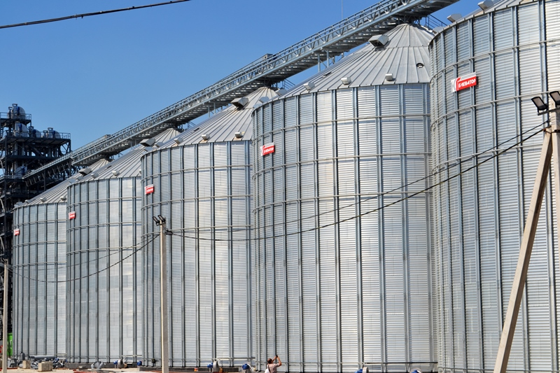 Реконструкция элеваторов зернохранилищ шнековый транспортер армата